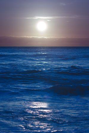 goldcoast: Sunrise at Goldcoast - Australia Stock Photo