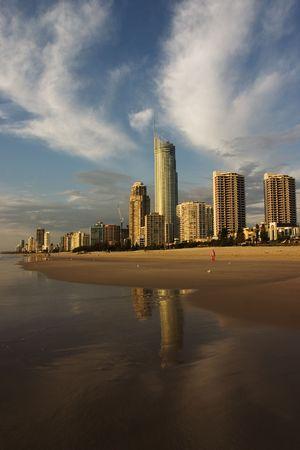 goldcoast: Beach at your doorstep