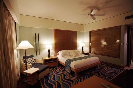 hospedaje: An�nimo hotel cinco estrellas dormitorio