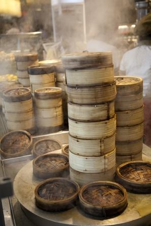dim: Steamed Bamboo Dim Sum