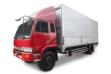 pickup truck: Delivery Truck to ship goods for the purpose of business retail