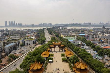 wuhan: Chinas hubei wuhan scenery Editorial