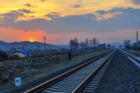 Chinas jilin railway