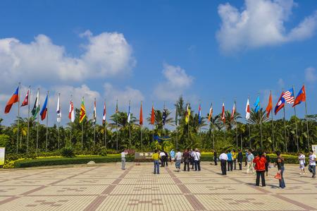 Hainan island, hainan province, China