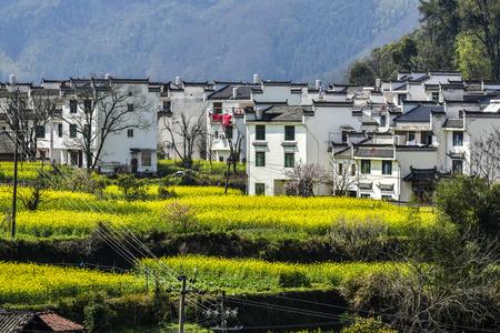Wuyuan Characteristic Residence in Jiangxi Province, China