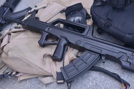 firearms: Firearms Stock Photo