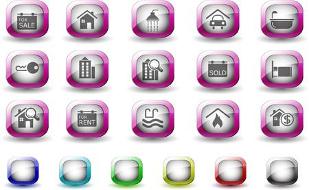 circularity: Real Estate icons TV Series
