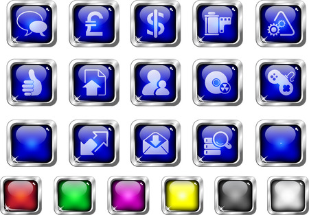 newsfeed: Internet icons