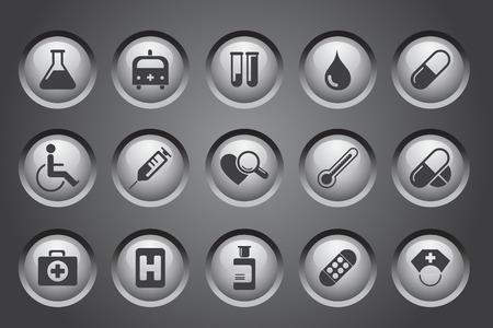 pharma: Healthcare and Pharma icons