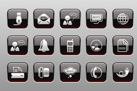 circularity: Communication icons