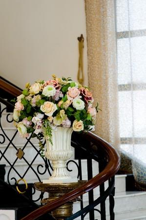 indoor inside: Closeup of flowers Stock Photo