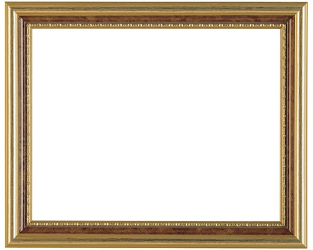 ��wood frame�: solid wood frame Stock Photo