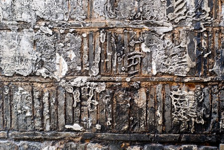 Weathered Wall as a background Stock Photo - 8197726