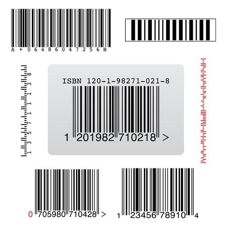 few types of random barcodes