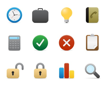 smooth series > office icons