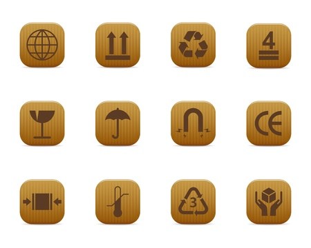 smooth series > packing symbols