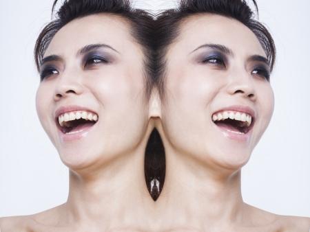 digital composite: Digital Composite Faces