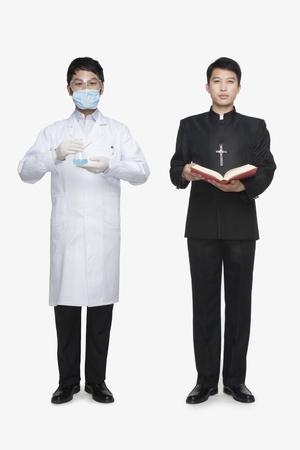 Priest and scientist