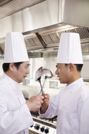 face off: Two Chefs Face Off