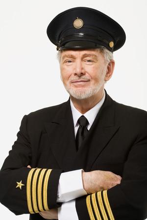 Portrait of a pilot