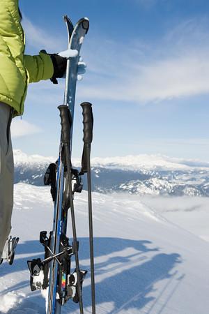 grown ups: Skier