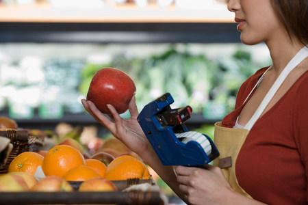 assistant commercial le prix d'une orange