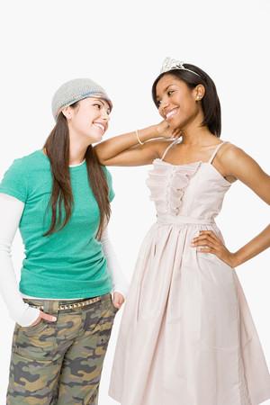debutante: Girlfriends