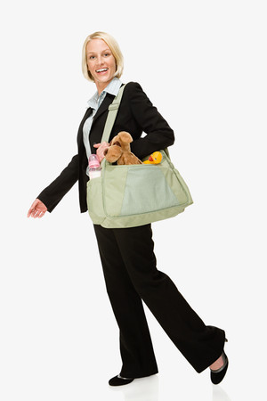 madre trabajando: madre de funcionamiento