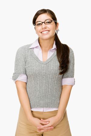geeky: Geeky girl