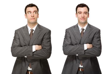alike: Businessmen