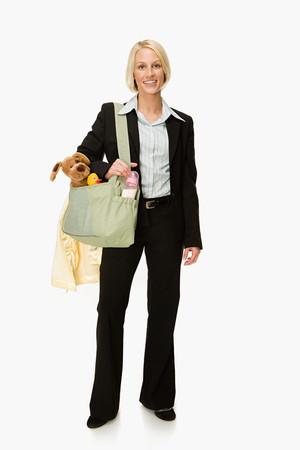 madre trabajadora: madre de funcionamiento