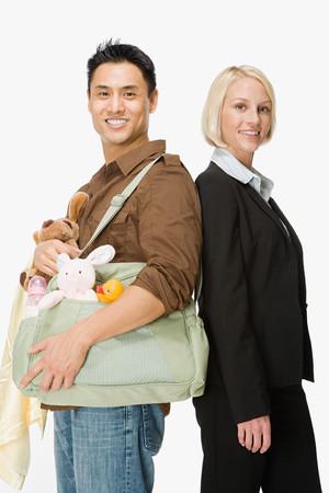 role reversal: Parents