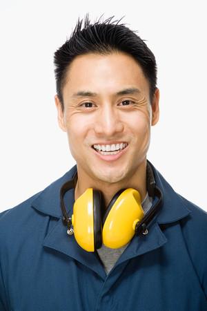 tradespeople: Workman