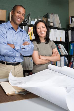 korean ethnicity: Two architects