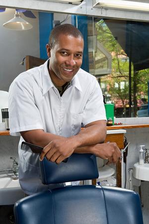 silla: Barbero