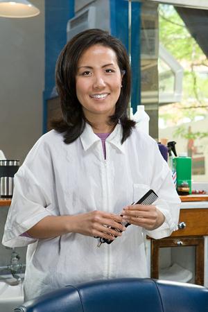 hairdresser: Hairdresser
