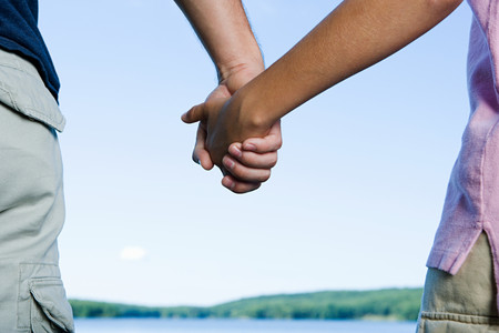 image source: Holding hands
