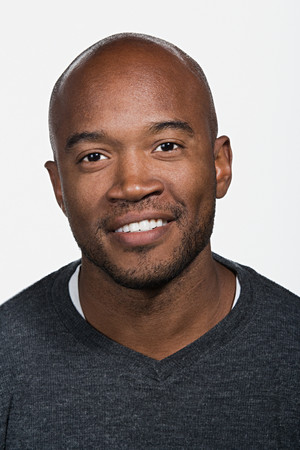 Portrait of mid adult African American man