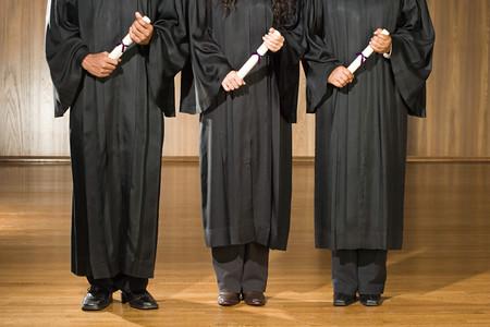 chinese american ethnicity: Student graduation ceremony