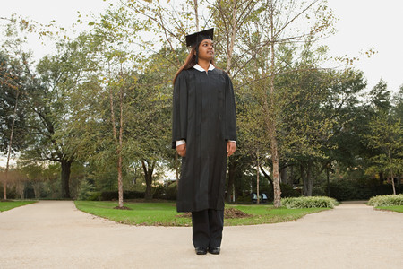 jamaican adult: Female graduate