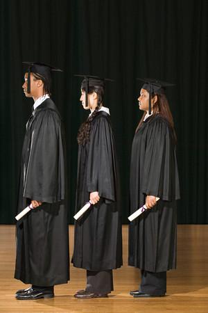 graduation ceremony: Student graduation ceremony