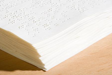 braille: Braille documents