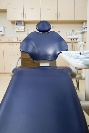 Dentists chair Stok Fotoğraf