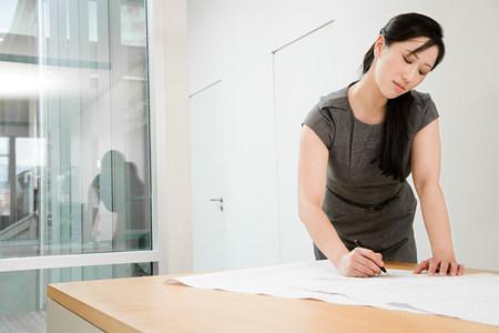female architect: Chinese female architect