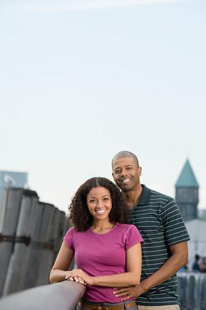 Portrait of a couple Фото со стока - 102144715