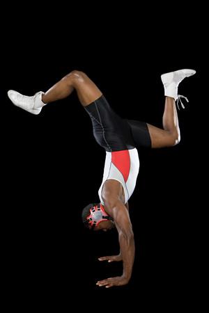 Wrestler Фото со стока