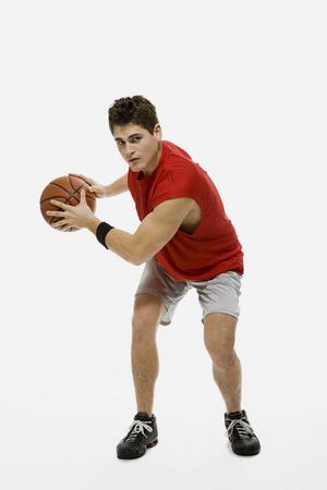 Basketball player Фото со стока