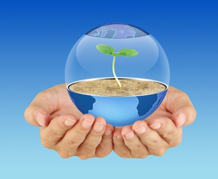geodesy: Care for the earth-Earth and the hand