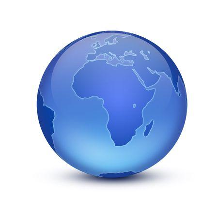 earth logo: Earth