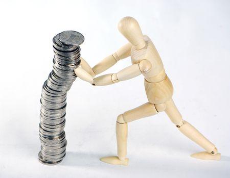 crisis economica: Wood y monedas, crisis econ�mica